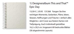This and That Designeralbum