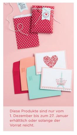Valentinstag Produktpakete