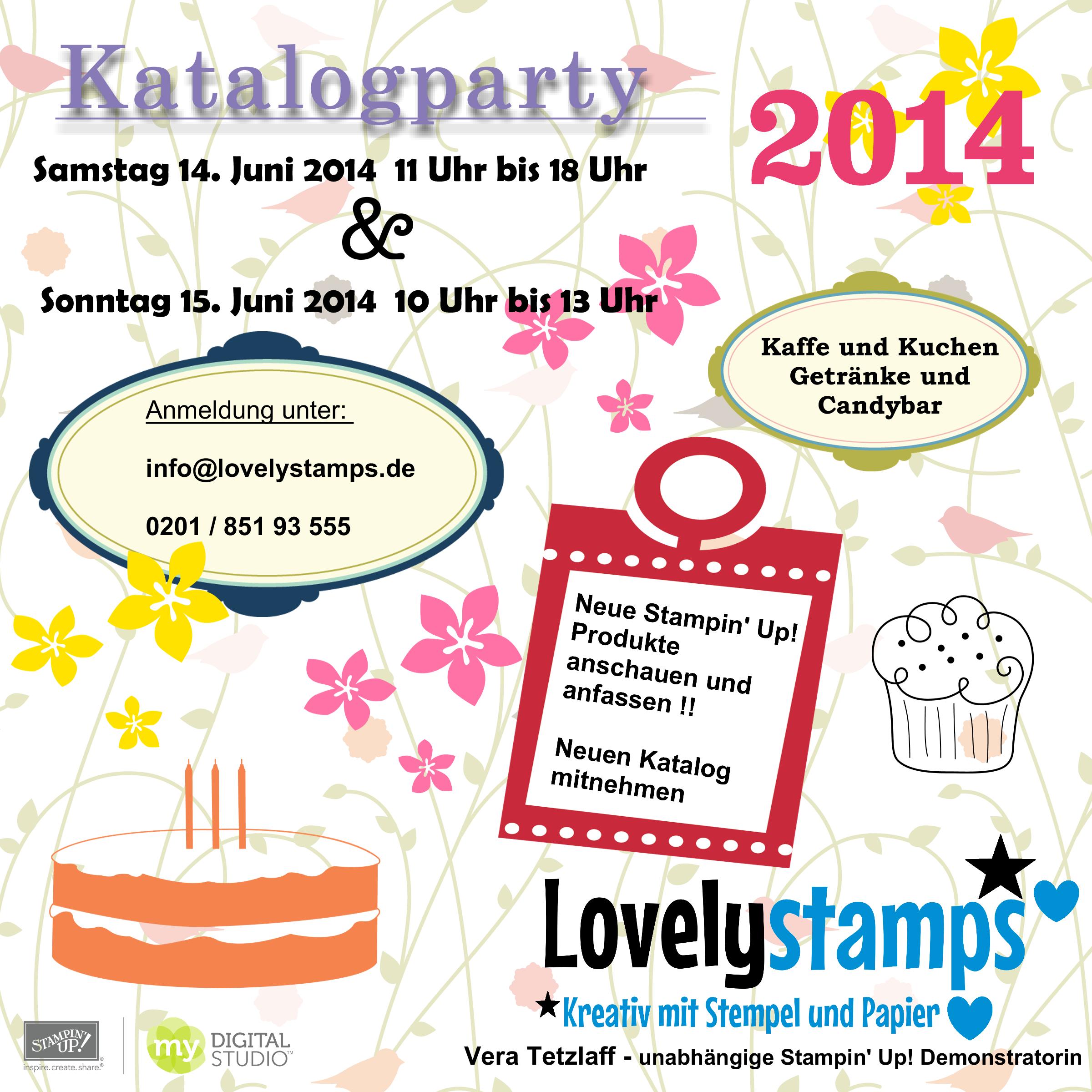 Katalogparty 2014