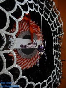 Halloween Kranz genial gruselig 3