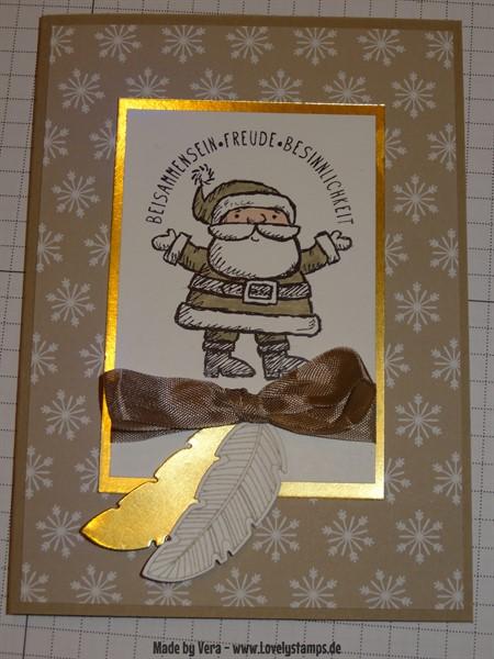Karte-Weihnachten-Gold-Savanne