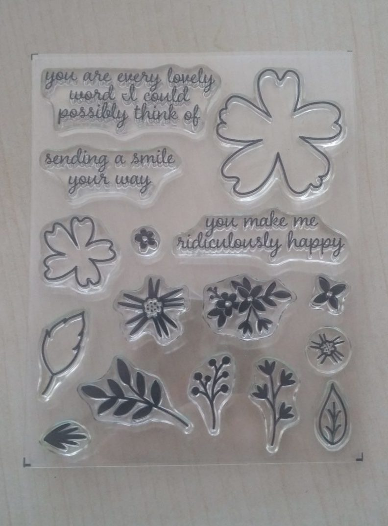 Stampin up Love and Affection