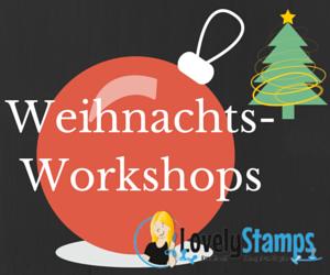 Weihnachtsworkshops