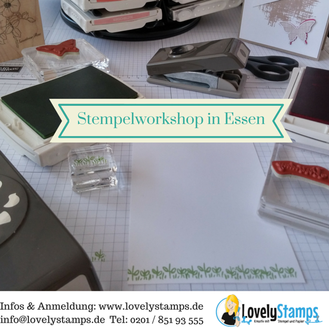 StempelWorkshop in Essen