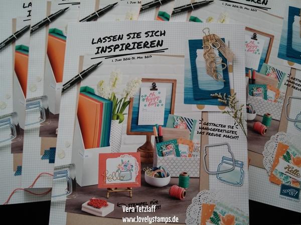 Stampin' Up! Katalog 2016 2017