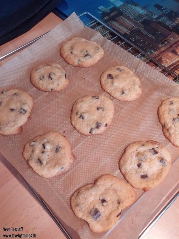 Cookies zur Katalogparty