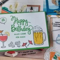 Geburtstagskarte_Maßvolle-gruesse_smaragdgrün