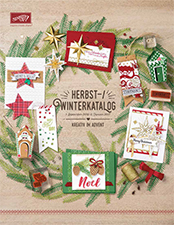Stampin' Up! Herbst- / Winterkatalog