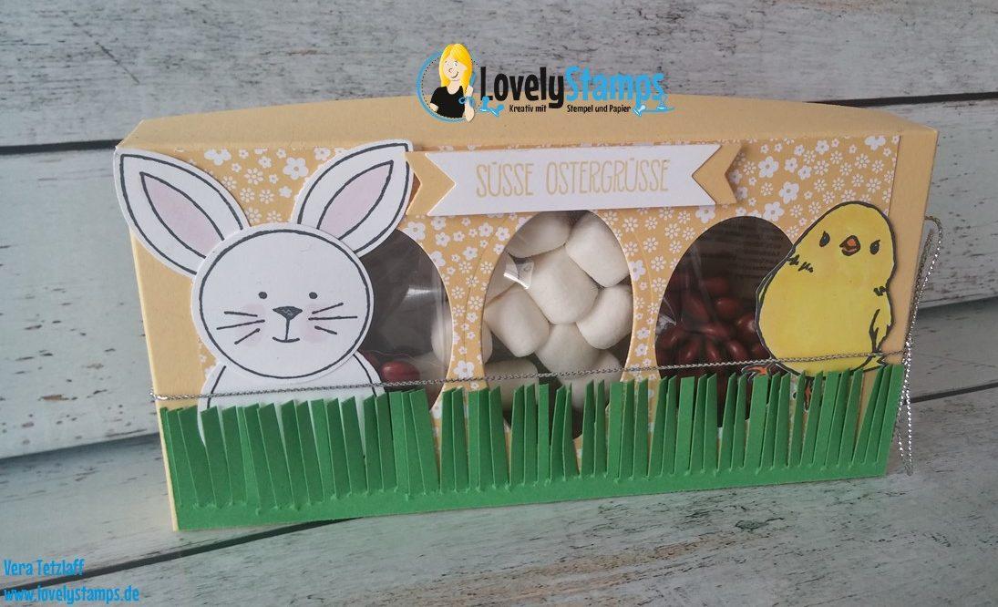 Verpackung Süsse Ostergrüße
