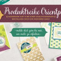 Bilder des neuen Produktpaket Orientpalast mit bunten Karten