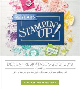 Kataloge von Stampin' Up!