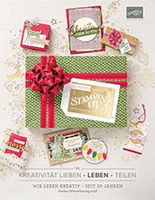 Stampin' Up! Herbst- / Winterkatalog 2018
