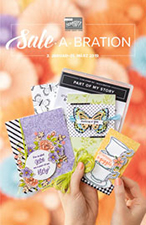 Stampin' Up! SAB Flyer 2019