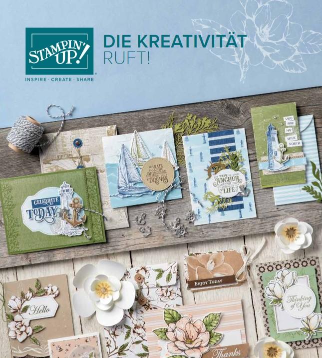Stampin' Up! Jahreskatalog 2019/20 als PDF