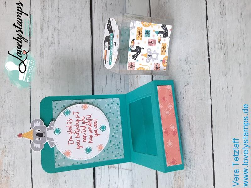 Mini Geschenkschachtel Bonanza Buddys