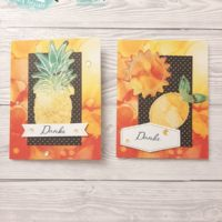 Paper Pumpkin sonne pur