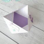 Origami Schale