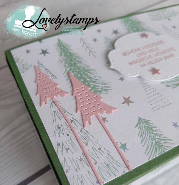 Box mit Weihnachtsmotiv